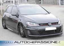 Splitter/Spoiler lama anteriore per VW Golf VII 7 GTi e GTD 2012>2017