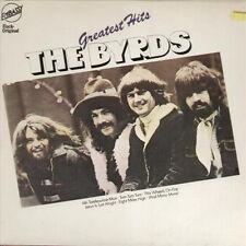 "12"" The Byrds Greatest Hits (Mr. Tambourine Man, Turn Turn Turn) 70`s Embassy"