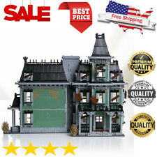Building Blocks Movie Ghostbusters 16007 Haunted House Bricks Set Monsters Model