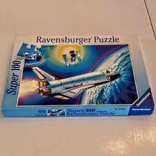Ravensburger Jigsaw Puzzle super 100 piece Space Shuttle no 107827 Gerald Como