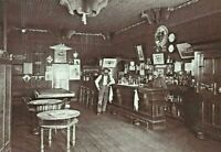 Antique Texas Saloon Photo 711 Oddleys Strange & Bizarre