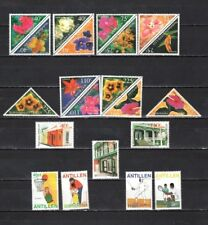 netherlands -  Antillen - 1999 Lot Of Early Unused  MH Stamps (NET33)