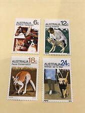 1971 Australia #500-03 Unused Lot C01911