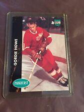 GORDIE HOWE 1991-92 Parkhurst Hockey card #PHC1 Detroit Red Wings NR MT