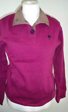 Polyester Collared Sweatshirts for Women
