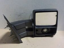 PASSENGER RIGHT MANUAL TOW BLACK FORD F150 04-14 SIDE MIRROR [A1967]