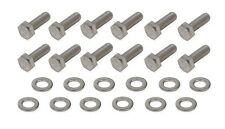 Engine Block Cover-Rear Cover Bolt Set MR GASKET 60910G