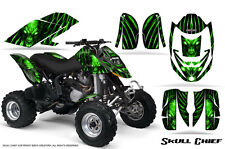 CAN-AM DS650 DS650X CREATORX GRAPHICS KIT DECALS SKULL CHIEF G