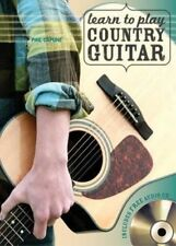Learn to Play Country Guitar by Phil Capone (Paperback / softback, 2012)