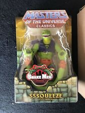 MOTUC Sssqueeze He-Man Masters of the Universe Mattel 2014 Matty Collector