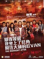 The Midnight After DVD Simon Yam Kara Hui Wong Yau Nam Janice Man NEW R3 Eng Sub