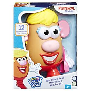 Playskool Hasbro Mrs Potato Head Preschool Learning Girls Boys Toy