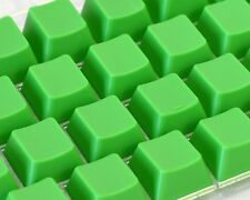 59-Key ISO Alphanumeric Cherry MX Keycaps Keycap Set - Blank, Green