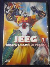 JEEG CONTRO I MOSTRI DI ROCCIA - FILM in DVD ORIGINALE - COMPRO FUMETTI SHOP