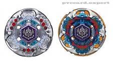 Takara Tomy Beyblade Metal Fight BB-109 Gravity Perseus 85DS & BD145XF Set