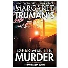 Capital Crimes: Margaret Truman's Experiment in Murder 26 by Margaret Truman an…