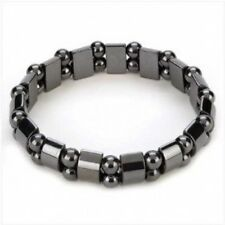 SALE! Pearl Black Magnetic Hematite Bracelet Fashion Pain Therapy Arthritis