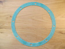 15-4316 BSA M20 M21 WD CHAINCASE SINGLE SPRING CLUTCH COVER (BOWLER HAT) GASKET
