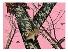 Pink Mossy Oak camo edible cake image cake topper frosting sheet decoration