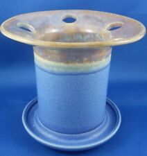 New LAWNTON Ausralian POTTERY SUGAR BOWL SPOON HOLDER Kitchen Bar - In Australia