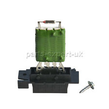 Heater Blower Motor / Fan Resistor 13248240 for Vauxhall Corsa D 2006 Onwards