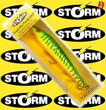 Vintage Storm Cuillère — vaccine against. Thunderstick 11 cm couleur: 074 – Hot Tiger 16gr Neuf dans sa boîte