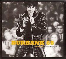 Elvis Presley BURBANK 68  - FTD 1 New / Sealed CD NOW DELETED