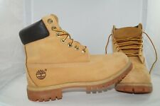Timberland 6 Inch premium Boot UE 43 us 9 W UK 8,5 wheat Nubuck 10061