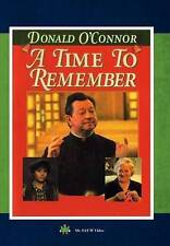 A TIME TO REMEMBER NEW DVD