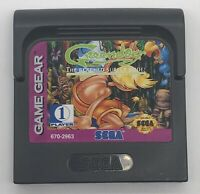 Sega Game Gear Greendog The Beached Surfer Dude for Sega Game Gear System w/case