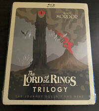 New ListingThe Lord of the Rings: The Motion Picture Trilogy (Blu-ray Disc, 2014, 3-Disc)