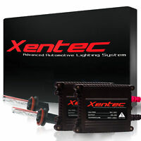 Xentec Xenon Light 55W HID KIT H4 H11 9005 9006 for Honda Accord Civic Odyssey