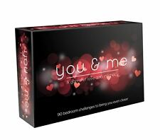 You and me BRETTSPIEL for HOT FUN KUPPLUNG ROMANTISCHE FABRIK