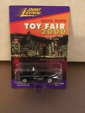 Camaro Johnny Lightning  Hong Kong Toy Fair 2000  Chevrolet Camaro