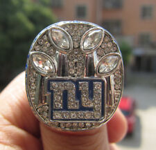 High Quality 2011 New York giants Football Championship Ring Fan Men Gift