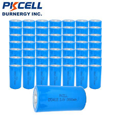 Wholesale 50X D Size 3.6V 19000mAh ER34615 Lithium Battery US Fast Shipping