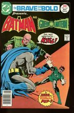 THE BRAVE AND THE BOLD #134 NEAR MINT 1977 DC COMICS bin-2017-2496