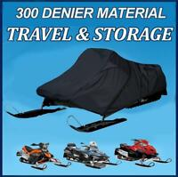 Sled Snowmobile Cover fits Arctic Cat ZRT 600 2000 2001 2002