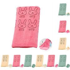 Karikatur Kaninchen Baby Kinder Handtuch Gästetuch Waschlappen Badetuch