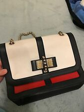 CHRISTIAN LOUBOUTIN Sweet Charity Embellished  Shoulder bag