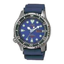 Citizen Automatic Promaster Diving Watch Men Watch NY0040-17LE Analogue Rubber B