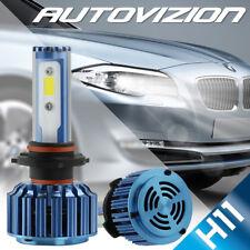 AUTOVIZION LED HID Headlight Conversion kit H11 6000K for 2004-2012 Volvo S40