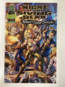 NIGHT OF THE LIVING DEAD Barbara's Zombie Chronicles  Ashcan Con Exclusive