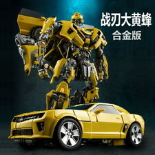 WEIJIANG Transformers Toy M03 Blade Bumblebee Alloy plate in stock