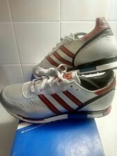 2004 ADIDAS RISING STAR UK 10 trainers deadstock vintage casual BNIB complete