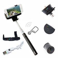 SUPPORTO TELESCOPICO PER IPHONE ANDROID FOTO SELFIE BLUETOOTH ASTA MONOPOD