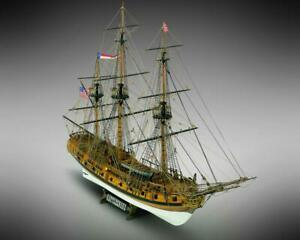 Rattle Snake Ship IN Wood 1:64 Wooden Ship Model Kit Mamoli