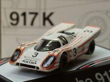 Brekina Porsche 917 K AUSTRIA, #3 - 16011 - 1:87