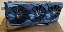 Asus GeForce GTX 1070 STRIX 8GB GDDR5X Graphics Card----Some Fan Issues