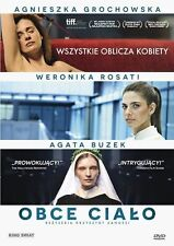 OBCE CIAŁO  DVD POLISH  Shipping Worldwide